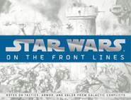 Star Wars On the Front Lines cover
