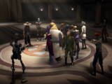 Сенатский кризис с заложниками