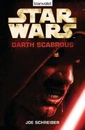 Darth Scabrous Cover