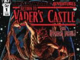 Возвращение в замок Вейдера 1: Рогатый демон