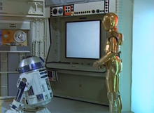 The Making of Star Wars R2-D2 C-3PO