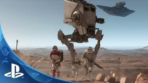 Star Wars Battlefront - E3 2015 Trailer PS4