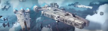 Light cruisers and TIEs