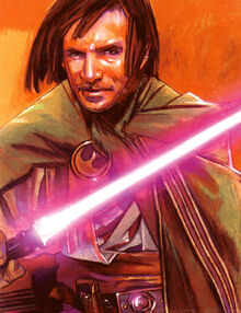 Jedi Master Kyp Durron