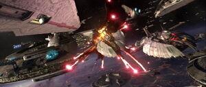 Звездный фрегат Щедрый