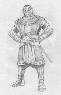 Cathar Master concept