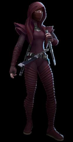 Assassin Deathstick Render