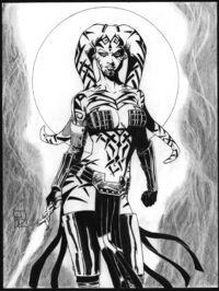 Jan Duursema Darth Talon