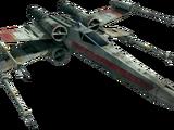 Звёздный истребитель T-65B «X-wing»/Канон