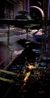 Death Star Drydock