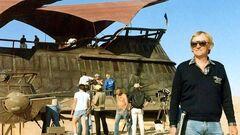 Robert Watts and sail barge