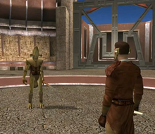 The One meets Revan2