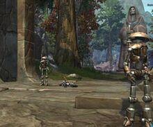 War droid Kaleth