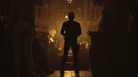 Хан Соло Звёздные Войны. Истории - первый трейлер