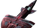 Подводный дроид-манта