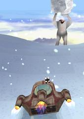 Wampa snowball Dem
