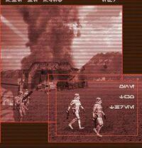Yavin base destroyed
