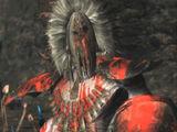 Фелуцианский шаман
