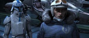 Rex cold assault trooper