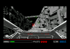 Trench run Sega CD RA
