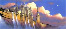 Royal Palace at Theed by Doug Chiang