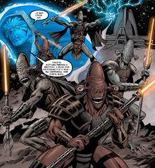Ракатанцы с Силовыми мечами