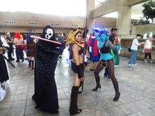 Star wars group cosplay by gamerzone18-d6mqpwo