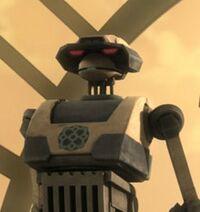 Tactical Droid Kiros