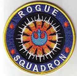 Эмблема Разбойной эскадрильи