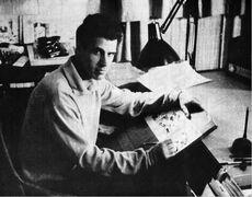 Al Williamson in 1967