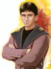 Wedge Antilles by Brian Rood