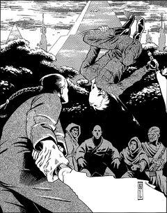 Gantoris Luke duel