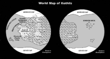 Map of Kothlis
