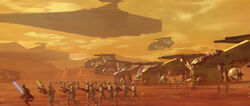 Clone Army Charge