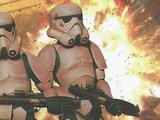 Нападение на имперских дроидов-дознавателей