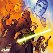 Thrawn Trilogy Celebration Anaheim