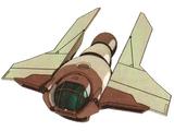Истребитель M3-A «Скик»