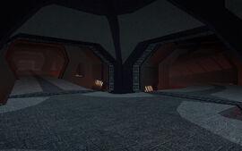Гробница Надда изнутри