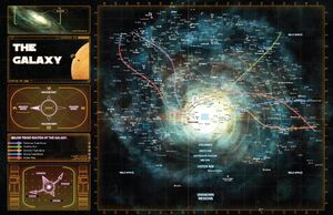 Full Galaxy Map