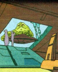 Star Jewel Jabba platform