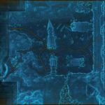 Карта Кладбища звездолётов