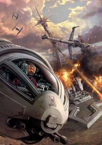 Blade Squadron on Malastare