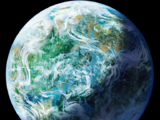 Лесистый спутник Эндора