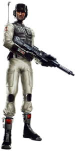 Republic Infantry Soldier