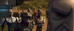 Hondo captures Dooku