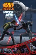 Path of the Jedi Cinestory comic