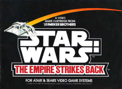 The Empire Strikes Back manual
