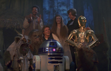 Celebration on Endor