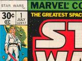 Звёздные войны (Marvel, 1977)