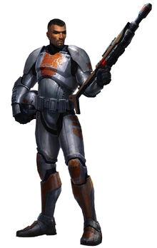 Republic Trooper TOR